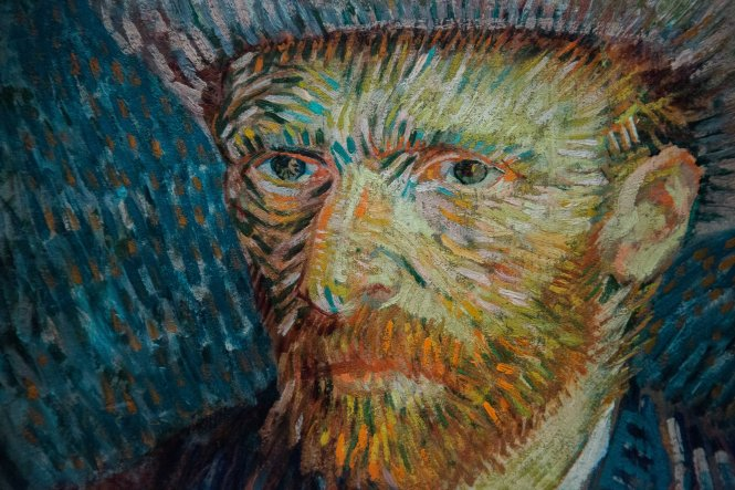 Van Gogh from time in Arles